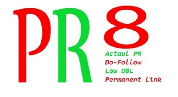 I will Create 1 PR8 Actual PR DoFollow Blog Comment Link