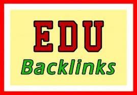create 1000 EDU Backlinks just