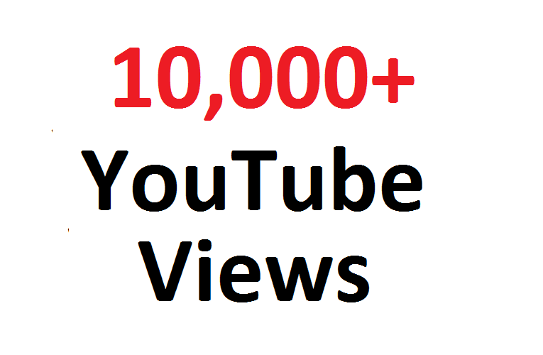 Add 10000 10K SAFE YouTube views Guaranteed
