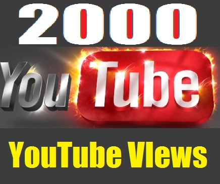 Safe 2,000 YouTube Views