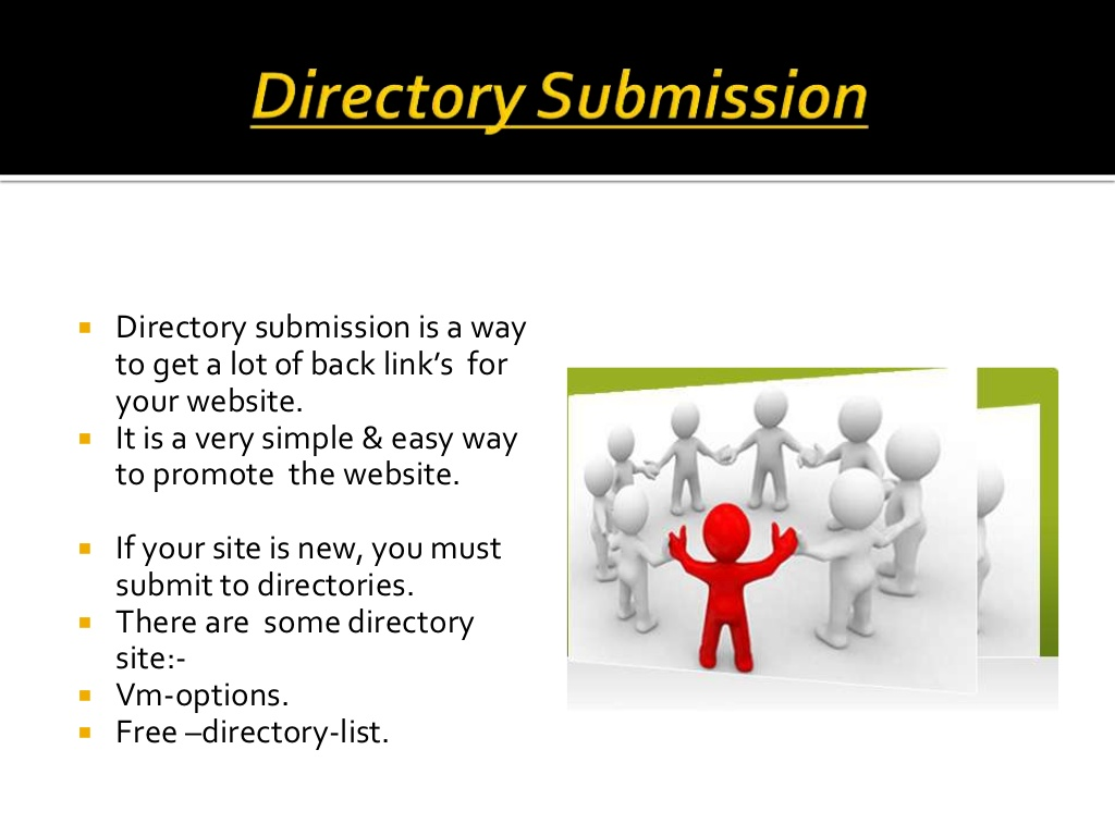 i will get you 50 PR3+ Web Directory Submissions MaNUALLY with Standard Reporting