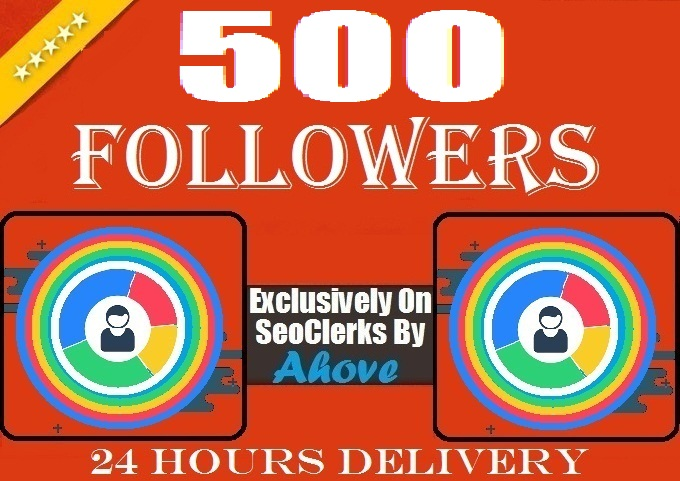 Start Instant 500 Followers