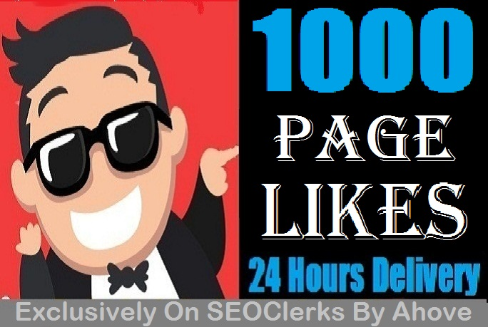 Start Instant 1000 Page Likes