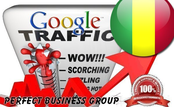Organic traffic from Google.ml (Mali) with your Keyword