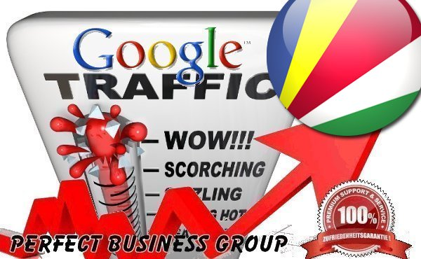 Organic traffic from Google.sc (Seychelles Islands) with your Keyword