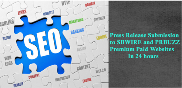Submit your PRESS RELEASE to SBWire and PRBuzz Paid Webs in 48 hours