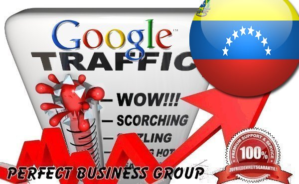 Organic traffic from Google.co.ve (Venezuela) with your Keyword