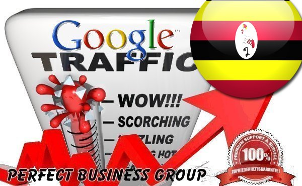 Organic traffic from Google.co.ug (Uganda) with your Keyword