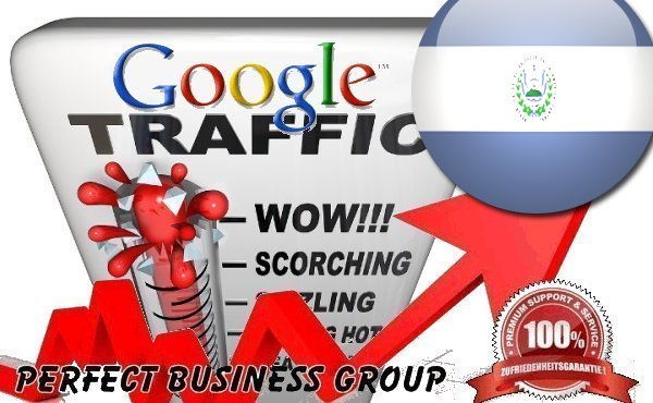 Organic traffic from Google.com.sv (El Salvador) with your Keyword