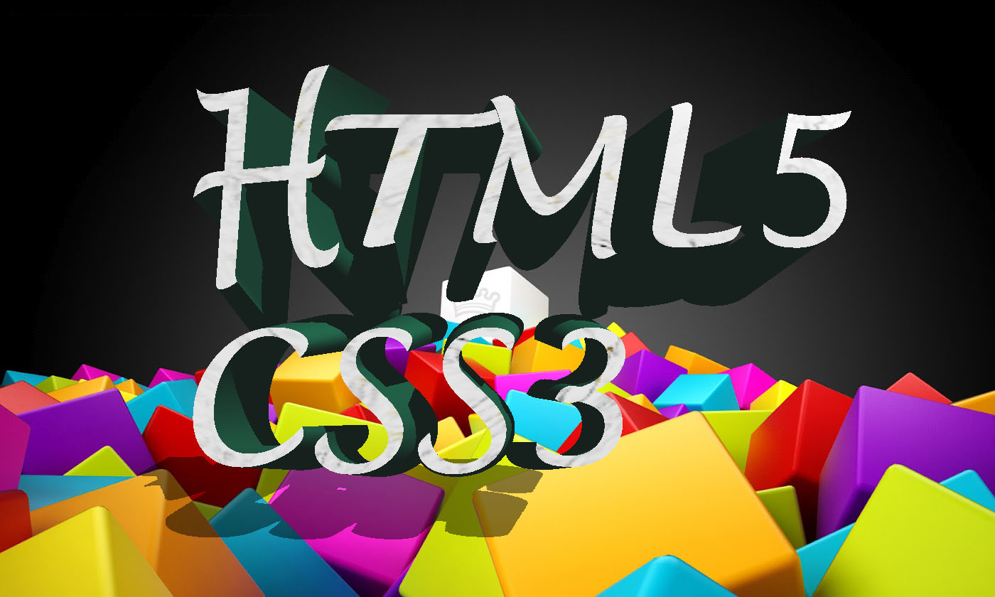 do html5 / css3 web site and solve problem