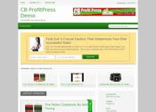 Clickbank Theme Profit Press only for the first 5 buy... Theme