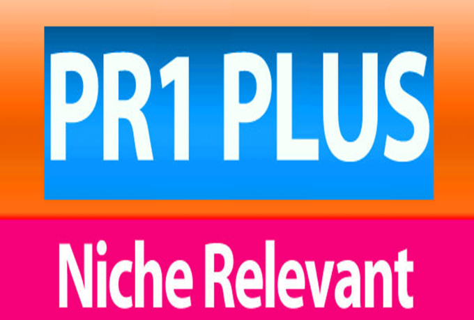 do 100 High PR1+ Niche Relevant Blog Comments With LOW OBL