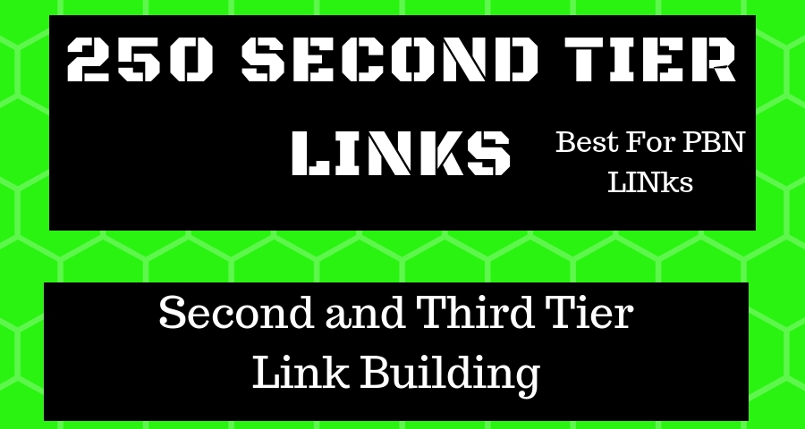 I will add 200 Backlinks Linkbulding Service For PBN or Tier 1