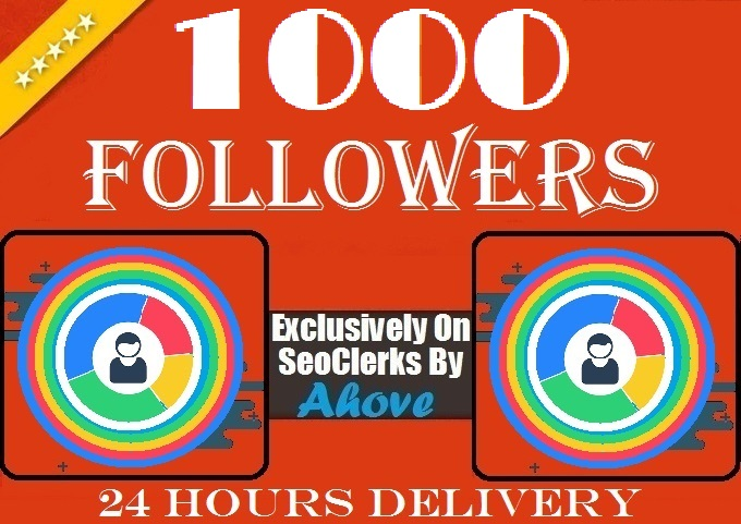 Get instant 1000 Followers To Social Profile