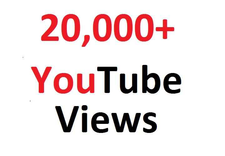 Add 20000 20K SAFE YouTube hits Guaranteed