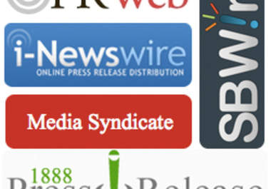 submit in 45+ Press Release sites including PAID sites like Sbwire, PRBuzz ###