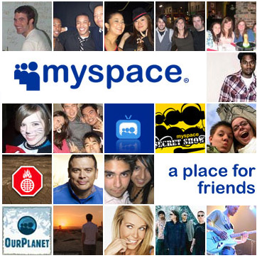I will give you 500 Myspace Friends