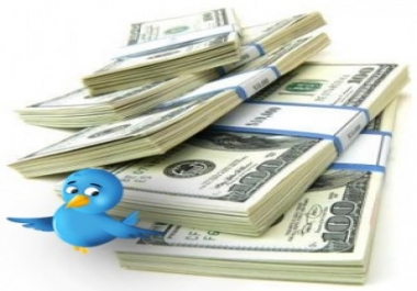 Show You How to Make 250 Dollars by Next Week With a Brand New Twitter Account