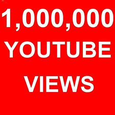 Deliver 1,000,000+ Quality YouTube views and 20 Likes & 20 subscribers, guaranteed YouTube views