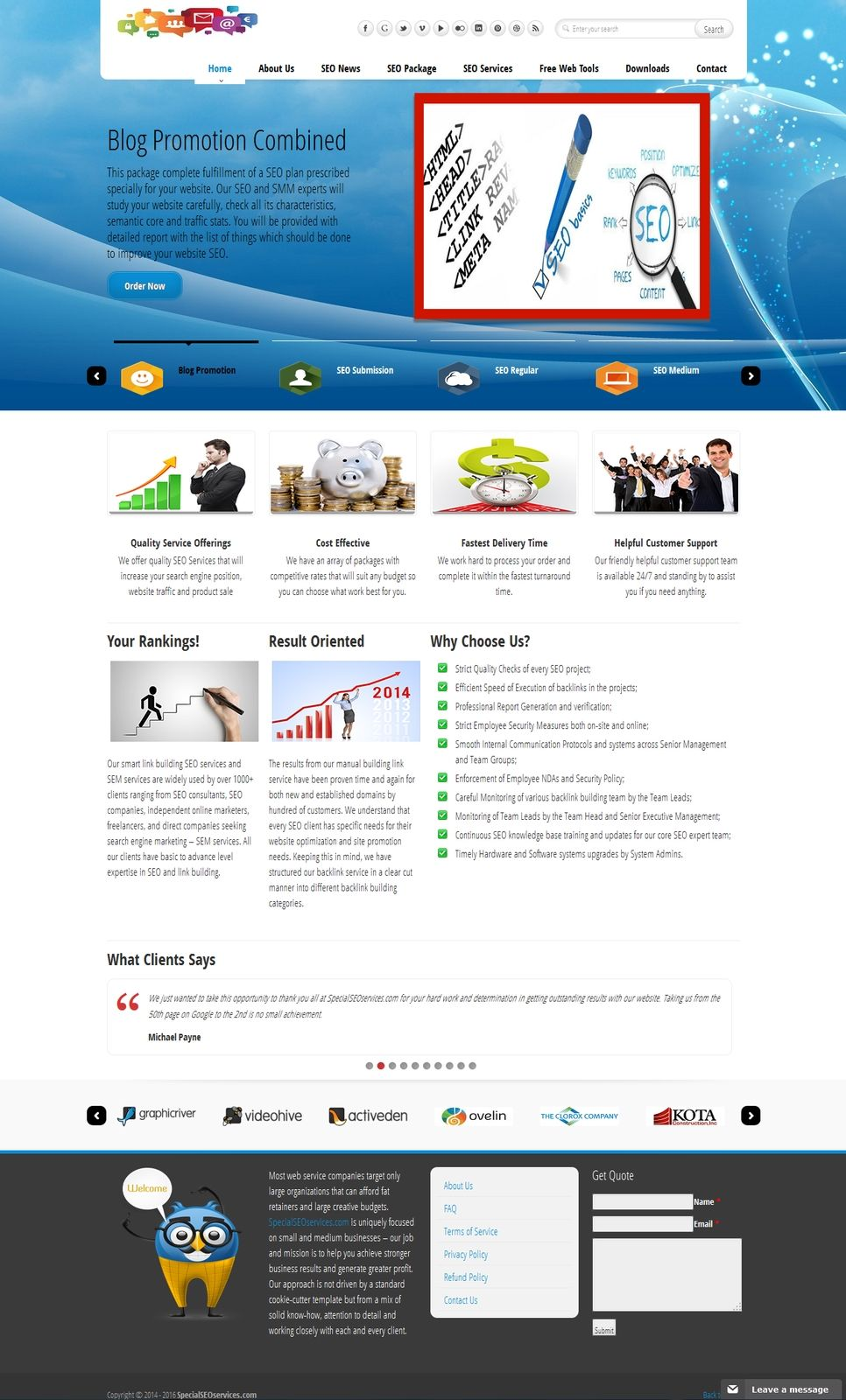 Turnkey 45 in 1 SEO, Social, Traffic Reseller Business