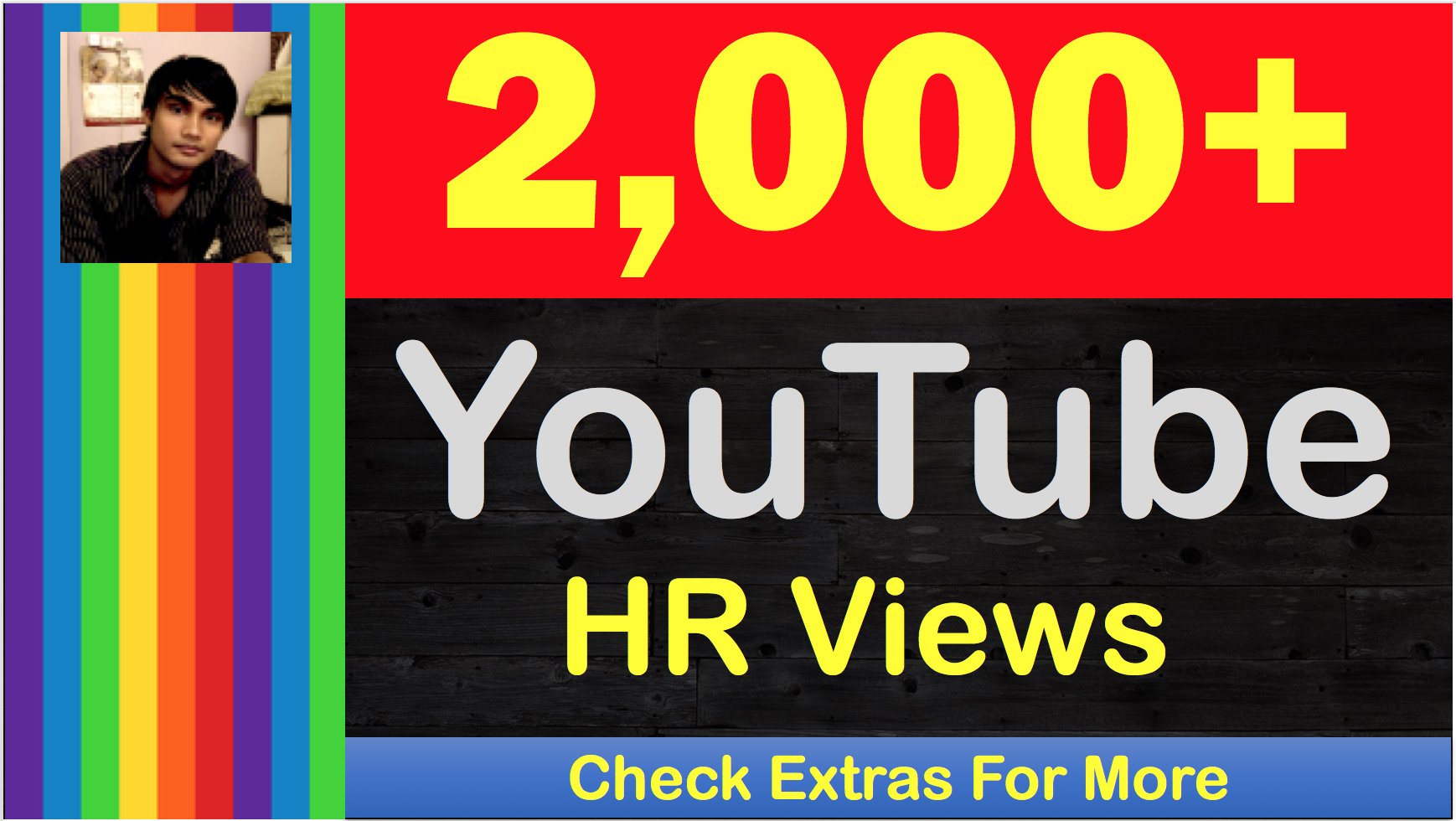 2000 High Retention Desktop YouTube Views Good For Ranking