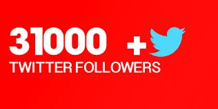 Provide 20,999+ REAL looking TWITTER followers Real human verified Twitter followers