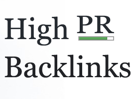 create 1000 HIGH PR Backlinks PR5 to PR1