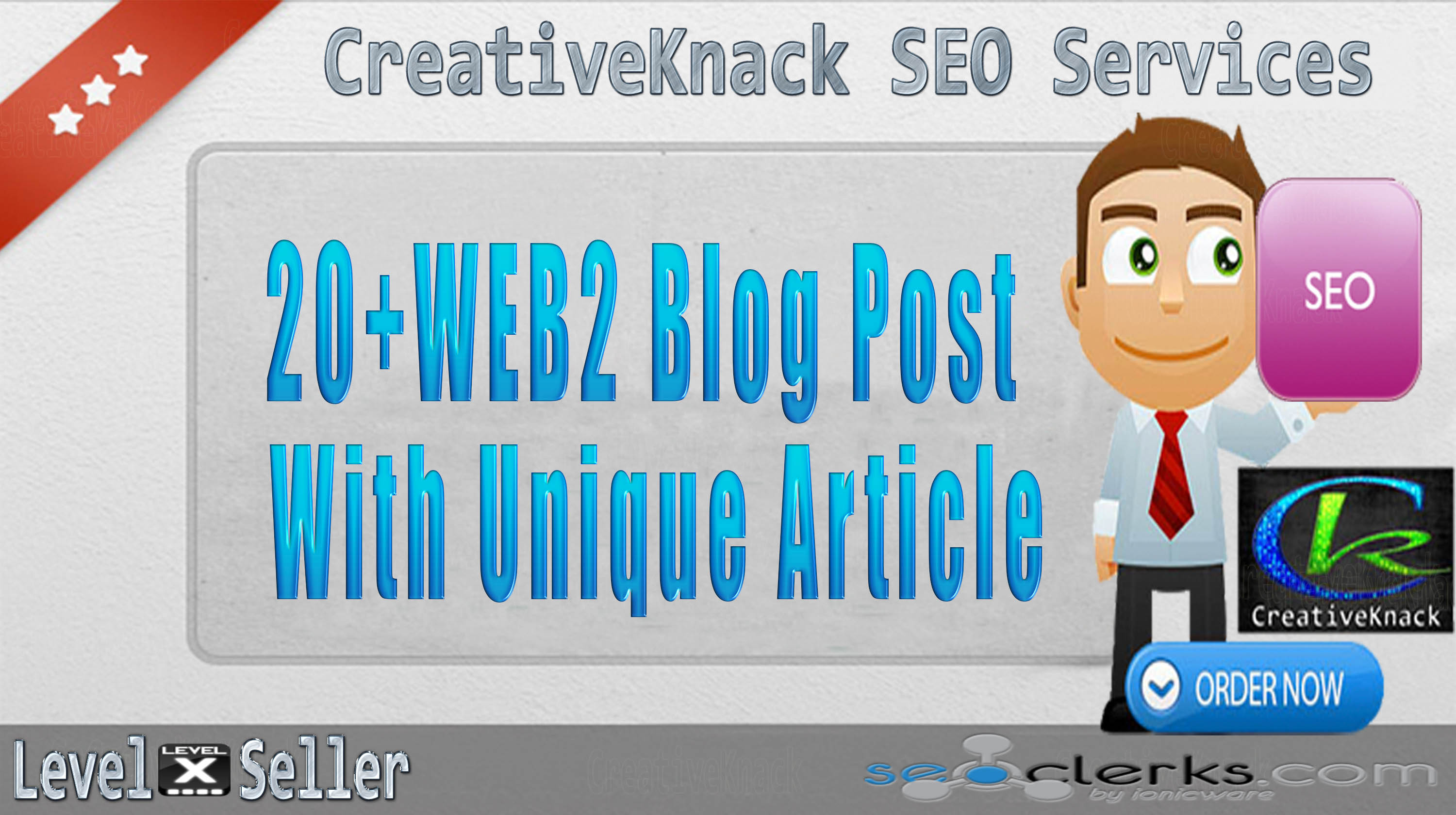 20+ High PR Web2 Blog Post With unique article only