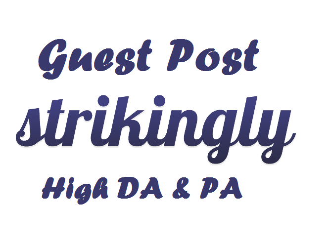 Write and Publish A Guest Post