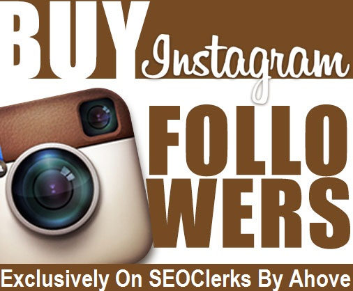 Add Instant 1000 + 200 Instagram Followers To Your Pr... for $2