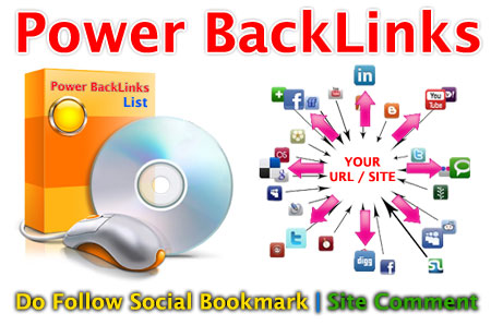 Send you Special 2900+ Social Bookmark List and 1500+ List Comment Link