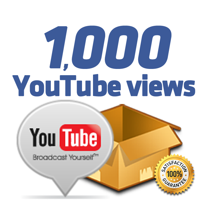 I will give you 1000+ youtube promotion