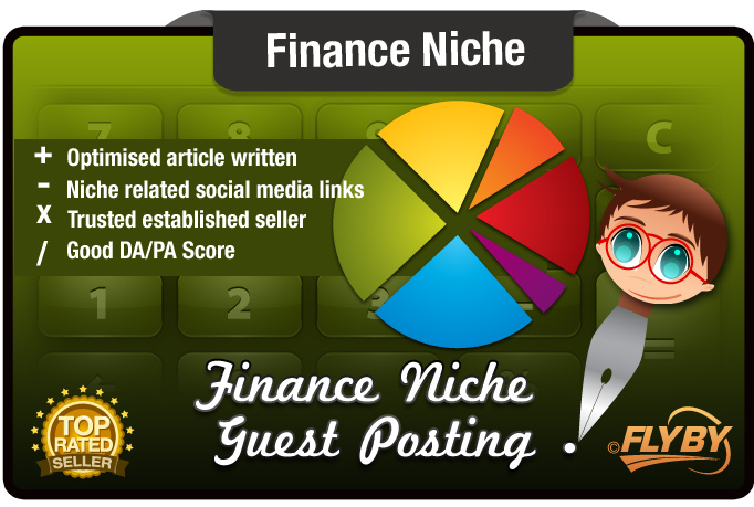 Write a Guest Post on a SeoMoz DA29 PA40 Finance Niche Site