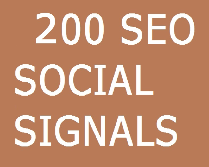 200 SOCIAL SIGNALS SEO BACKLINK BOOKMARK SHARE FROM GOOGLE PLUS LINKEDIN AND OTHER SITE