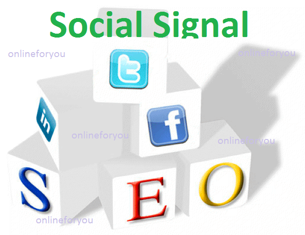 100 SOCIAL SIGNALS FOR SEO - 20 GOOGLE PLUS, 20 FACEBOOK... for $2