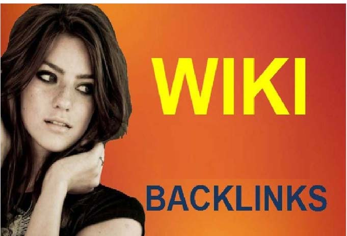 I will build 52000+ TOP RATED wikilinks Unlimited urls+keywords