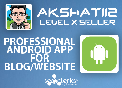 Create a Professional Android Mobile App for Your Blog