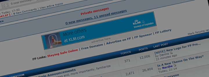 8000 Backlinks on PR5 1,000,000 Post Webmaster Forum