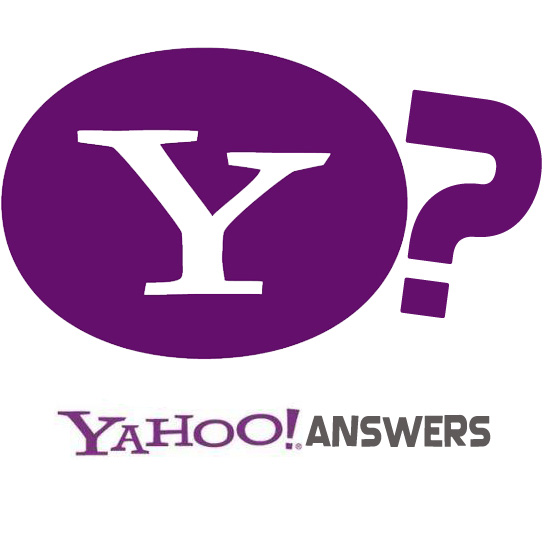 create 10 Yahoo Answers with your link for Direct and Targeted Traffic to your website