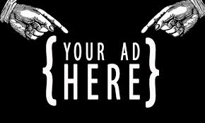 Your Ads On My WebSite For One Month for 150