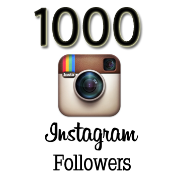 I will give you 1000 Instagram promotion