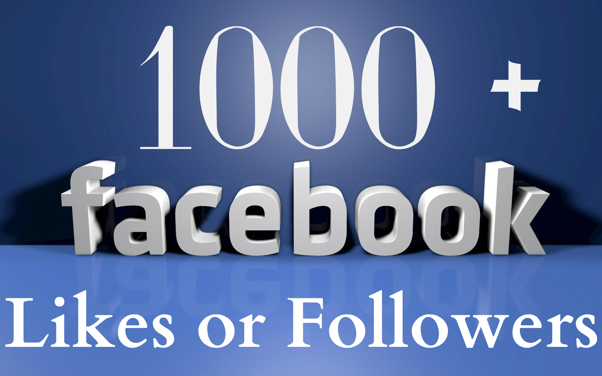 provide you 1,500 verified facebook Fan Page likes withi... for $1