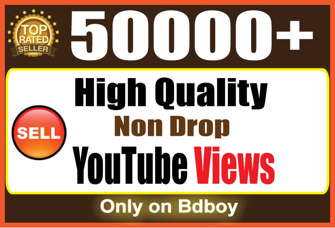 Instant Add 50,000 SUPER FAST YouTube Views and 200+ Likes Within 24 Hours