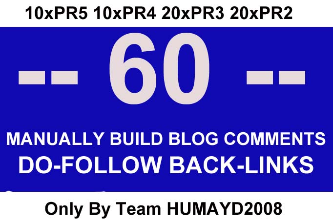 i will do MANUAL 60 Highpr Blog Comment 10PR5 10PR4 1...