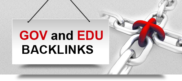 Give you 20. EDU/. GOV high authority backlinks
