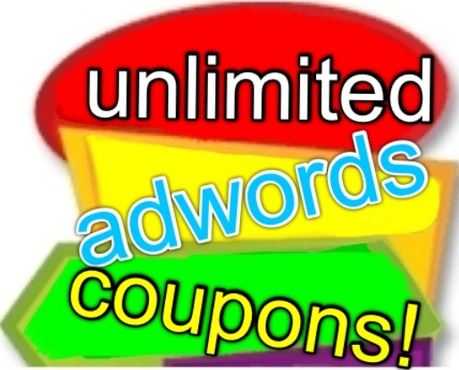 give you Unlimited Google Adwords Codes