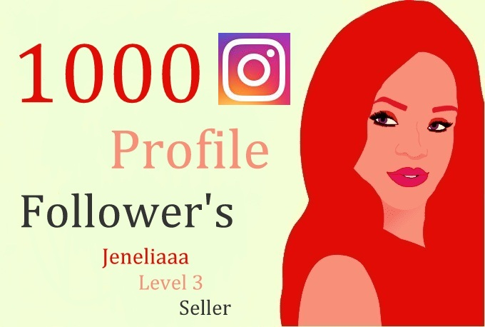 add Instant 1000 Real Profile Follower's