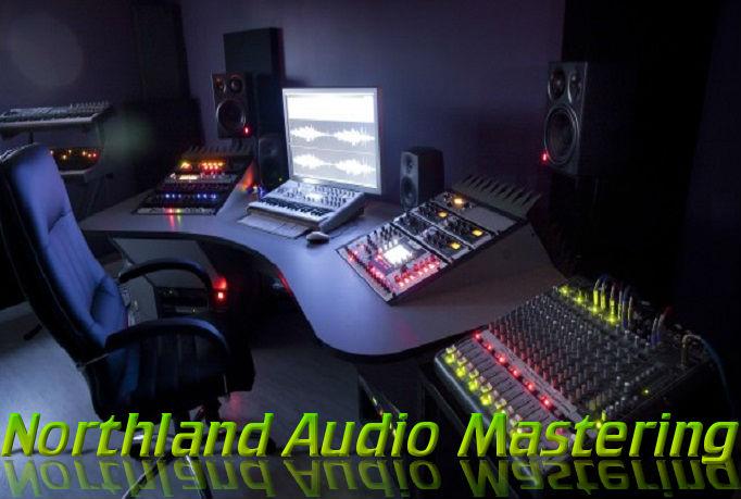 Northland Audio Mastering,  We know sound engineering
