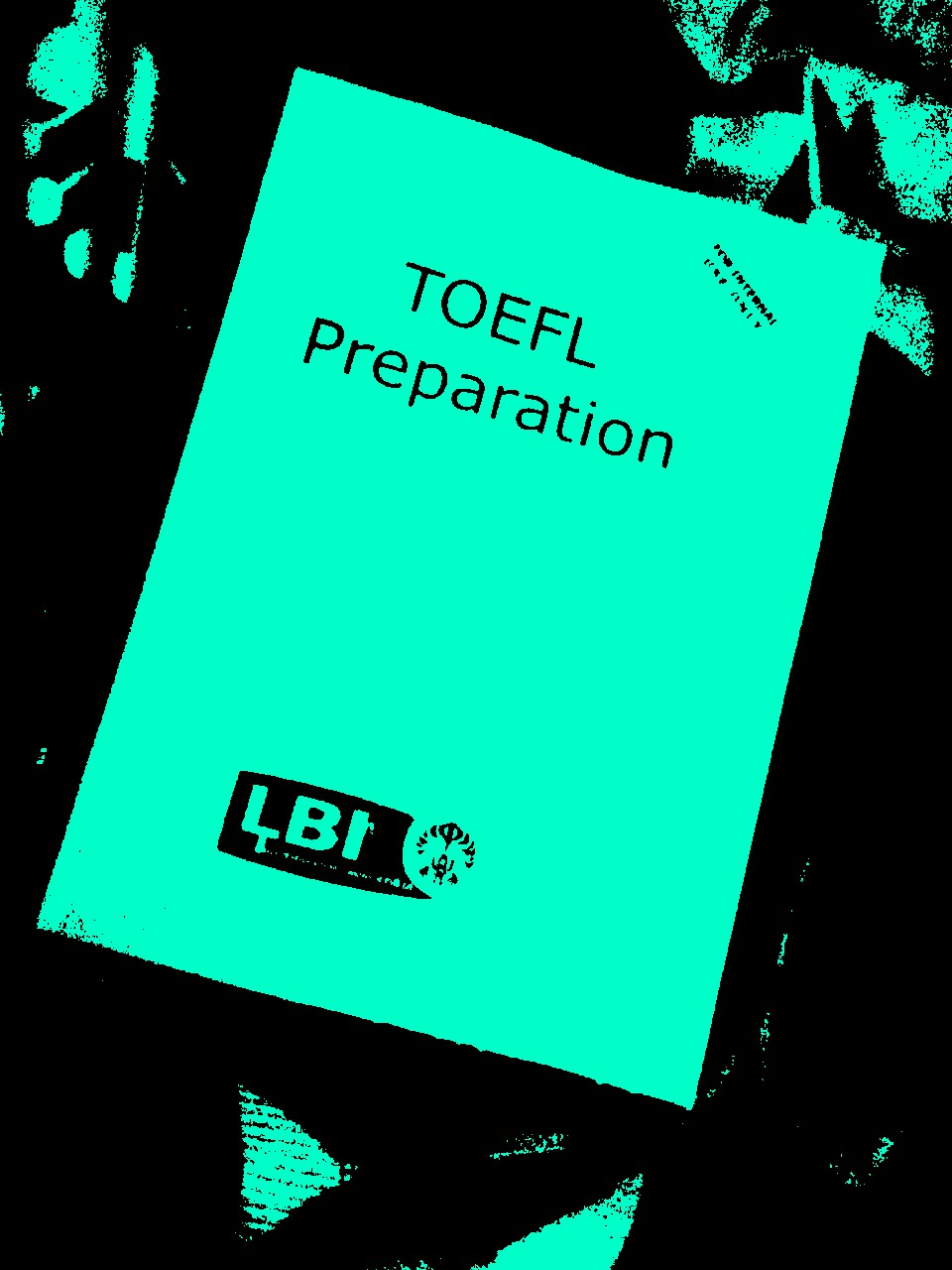 TOEFL Tips Problem With Preprositions