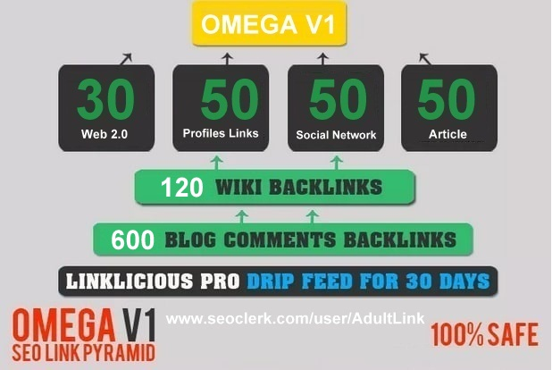 No.1 OMEGA v1 TESTED SEO RANKING PACKAGE THAT WILL SKYROCKET YOUR WEBSITE